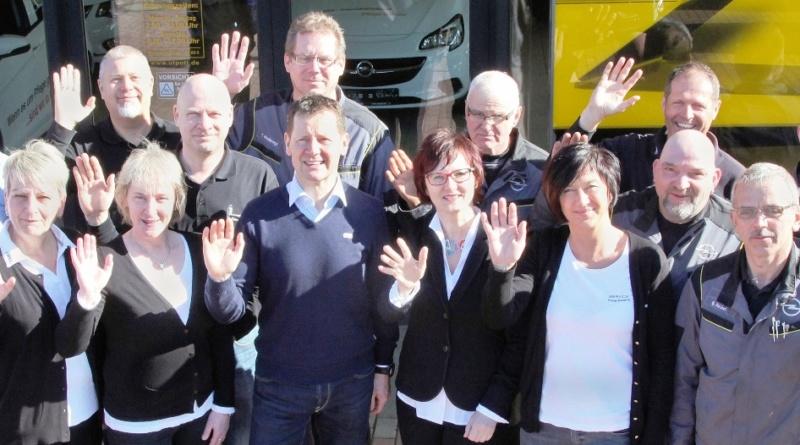 Opel-Utpott-Team